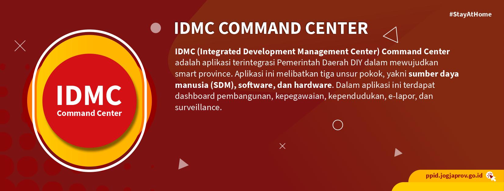 IDMC Command Center